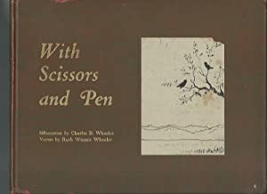 With Scissors and Pen or Silhouettes and: Wheeler, Charles B.