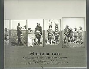 Montana 1911: A Professor and his Wife: Eggermont-Molenaar, Mary