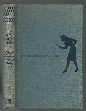 The Ringmaster's Secret Nancy Drew Mystery Stories: Keene, Carolyn