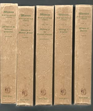 Woman In All Ages and in All Countries - 10 Volumes: Various