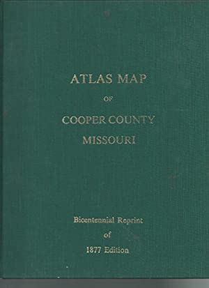 Illustrated Atlas Map of Cooper County, Missouri 1877: Stephens, J. G.