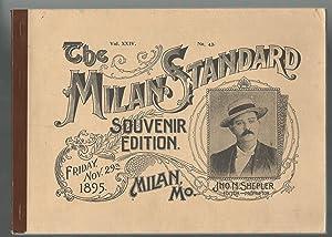 The Milan Standard Souvenir Edition: Shepler, Jno. N.