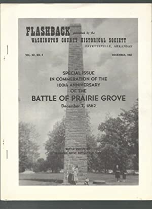 Flashback Magazine December, 1962 Special Issue in Commeration of the 100th Anniversary of the ...
