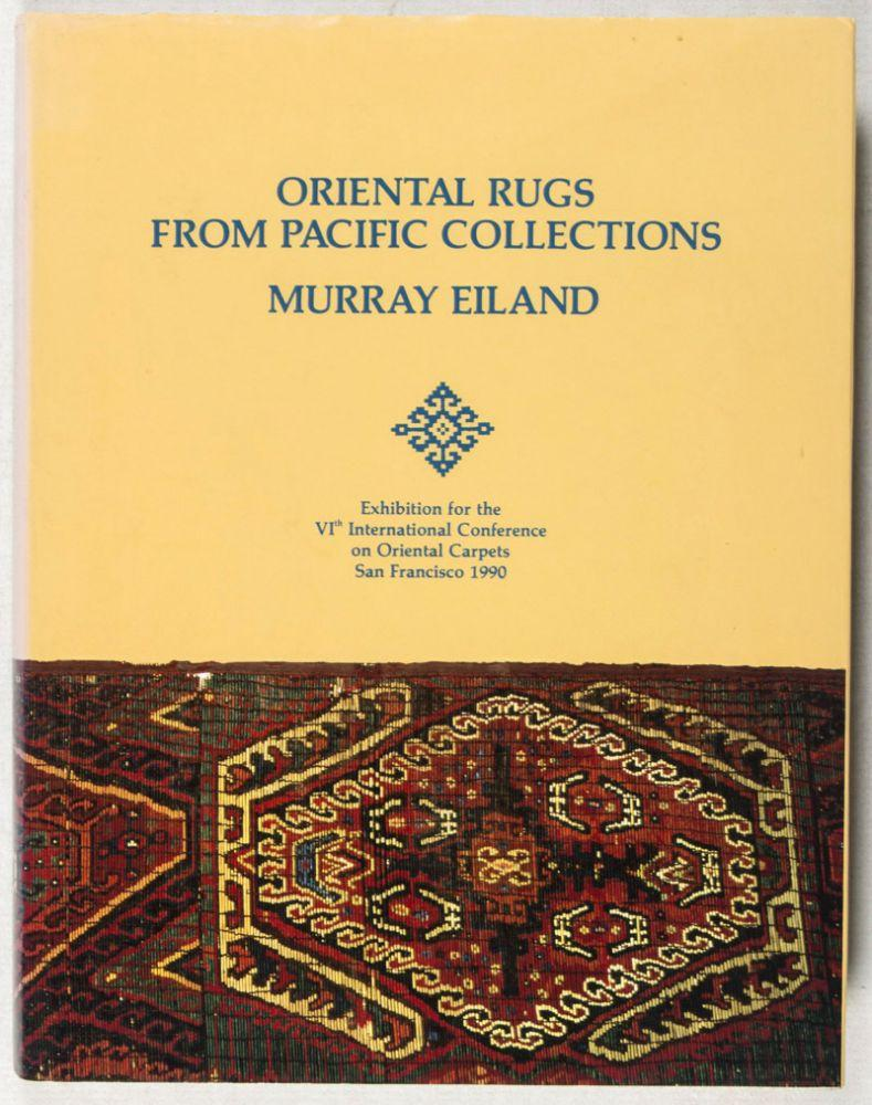 Oriental Rugs From Pacific Collections Exhibition For The