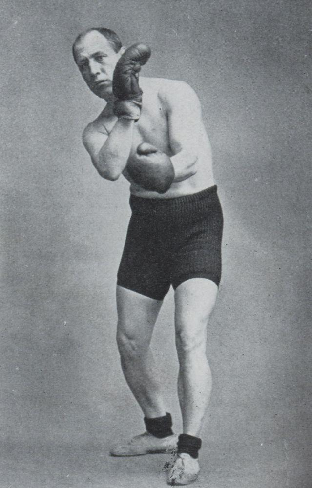 """Blocking and Hitting, by George """"Elbows"""" McFadden, the Greatest Defensive Boxer in the ..."""
