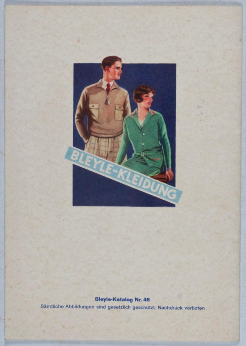 Bleyle Kleidung Bleyle Katalog Nr 46 Par Bleyle