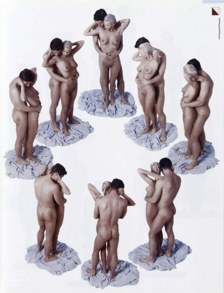 Männlicher Akt [DDR-Aktfotografie] (119 plates of Male and Female Nude) n/a