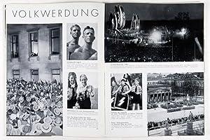 Olympia-Stadt Berlin 1936 [Sonderteil des Berliner Adressbuches 1936]: Doerry, Kurt; Hanns Gotenius...