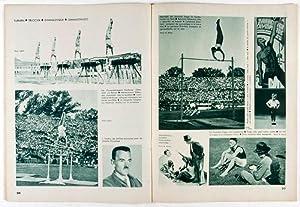 2. Arbeiter-Olympiade; Wien, 19.-26. Juli 1931 (2. Olympiade Ouvrière; 2. Delnicka Olympiada...