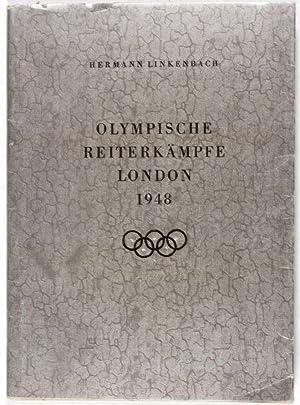 Olympische Reiterkämpfe London 1948: Linkenbach, Hermann