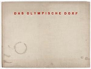 Das Olympische Dorf: XI. Olympiade Berlin 1936: n/a