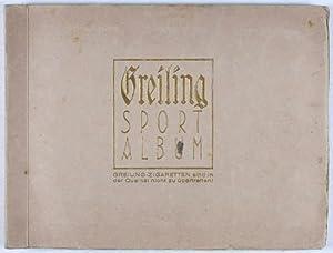 Greiling Sport Album - Serie Leichtathletik (Complete): n/a