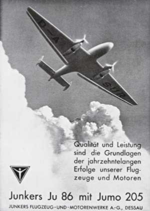 Handbuch der Luftfahrt (Jahrgang 1936): Langsdorff, W. v.