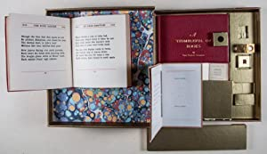 The Rose Garden of Omar Khayyam [as three miniatures; the smallest book in the world as of 1933]: ...