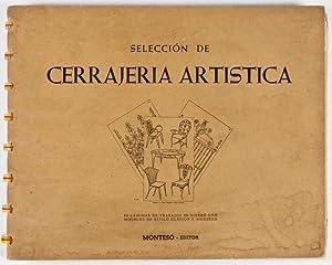 Seleción de Cerrajería Artística: Anta, Belisario