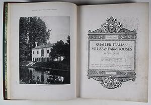 Smaller Italian Villas & Farmhouses [WITH] More Small Italian Villas & Farmhouses: Lowell, ...