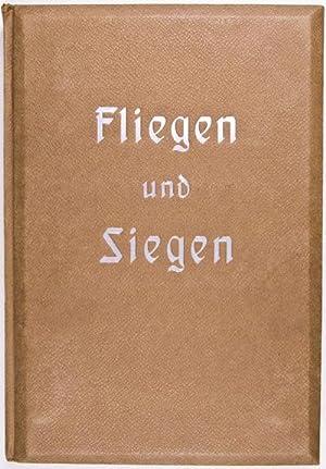 Fliegen und Siegen: Ein Raumbildwerk von unserer Luftwaffe: Orlovius, Dr. Heinz