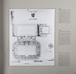 Plans and illustrations pertaining to the candidature of the community of Garmisch-Partenkirchen ...