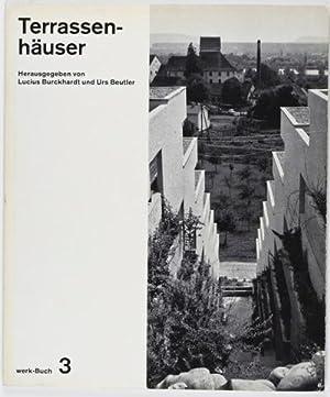 Terrassenhäuser. Werk-Buch 3: Burckhardt, Lucius; Urs Beuter (editors)