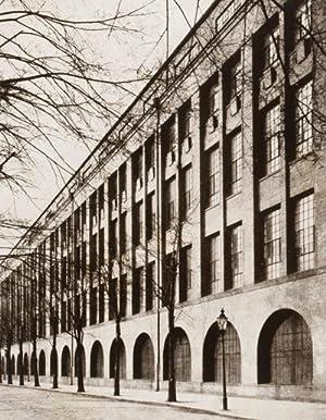 Neue Werkkunst. Architekt Hermann Distel in Arbeitsgemeinschaft mit Architekt A. Grubitz: Piper, ...