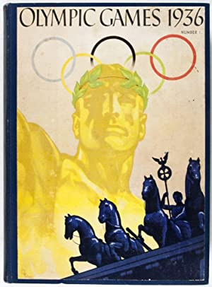 Olympic Games 1936: Official Publication of the Publicity Commission for the XI. Olympic Games ...