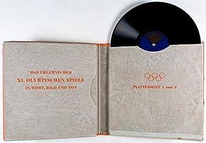 Das Erlebnis der XI. Olympischen Spiele in Wort, Bild und Ton: Müller, Paul