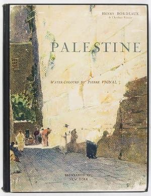 Palestine: Bordeaux, Henry