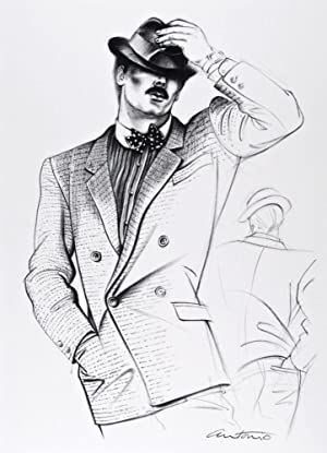 Antonio's View of the 1979 Coty American Fashion Critics Award Winners and Nominees: Lopez, ...