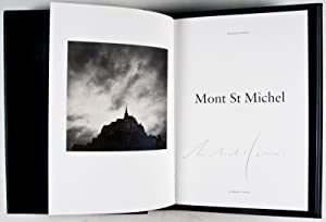 Mont St. Michel [SIGNED, WITH ORIGINAL PRINT SIGNED AND NUMBERED BY THE AUTHOR]: Kenna, Michael