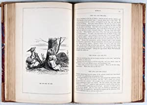 Fables, Original and Selected; by the most Esteemed European and Oriental Authors: Bussey, G. Moir ...