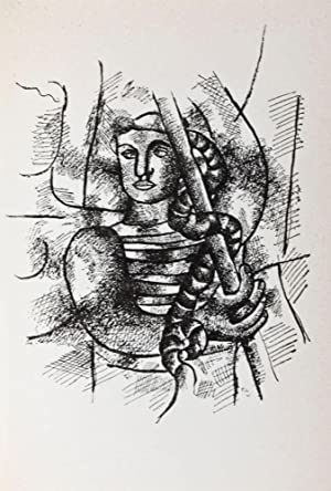 Coordonnées: Guillevic, [Eugène] (Text by); Fernand Léger (Illustrated by)