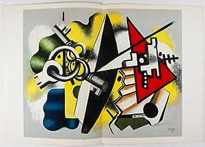 Derrière le Miroir, No. 79-80-81: Fernand Léger: Reverdy, Pierre (Text); Fernand ...
