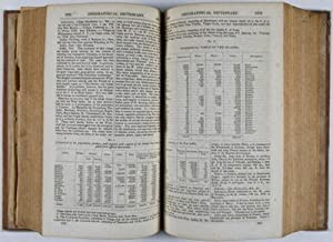 Universal Gazetteer of the World, a Dictionary, Geographical, Historical and Statistical, of the ...