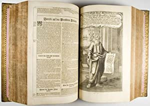 Biblia, Das ist die gantze Heilige Schrift, Altes und Neues Testaments. Verdeutscht von Herrn ...