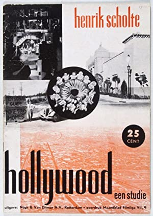Hollywood. Een studie: Scholte, Henrik
