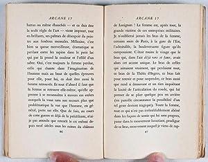 Arcane 17: Breton, André