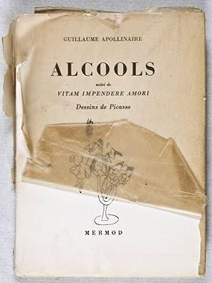 Alcools, suivi de Vitam Impendere Amori (2 books in one): Apollinaire, Guillaume (Text); Pablo ...