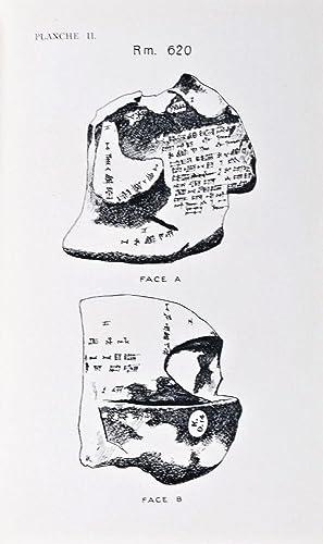 Choix de Textes Relatifs à la Divination Assyro-Babylonienne + Choix de Textes Relatifs &...