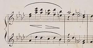 Ouverture: Gesänge und Zwischenacte zu Göthe's Egmont von L. v. Beethoven für ...