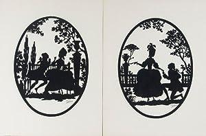 100 Silhouetten: Schattenrisse von einem anonymen Wiener Meister des XVIII. Jahrhunderts nebst ...