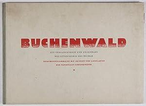 National Gedenkstätte Buchenwald auf dem Ettersberg bei Weimar: n/a