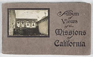 Album of Views of the Missions of California: n/a