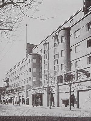 Bebel-Hof. Die Wohnhausanlage der Gemeinde Wien im XII. Bezirk. Steinbauergasse, Klährgasse, ...