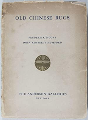 Catalogue of Very Important Old Chinese Rugs: And a Few Other Rare Works of Chinese Art, Including ...