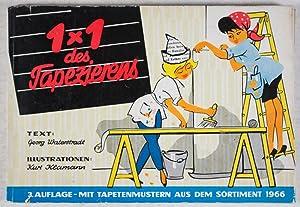 1 x 1 des Tapezierens: Versuch's mal selber: Waterstradt, Georg (Text); Kurt Klamann (...