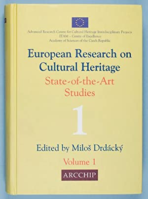 European Research on Cultural Heritage. State-of-the-Art Studies: Drdacky, Milos (editor0