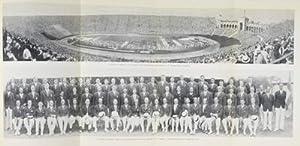 Berättelse Över Olympiska Spelen 1932 (X. Olympiaden Lake Placid Los Angeles 1932): Bergvall, Erik....