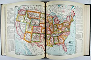 Standard Atlas of Champaign County, Illinois, including a Plat Book of the Villages, Cities and ...