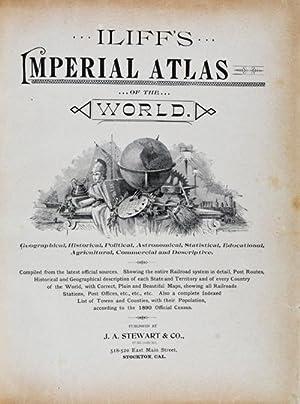 Iliff's Imperial Atlas of the World: Iliff, John W.
