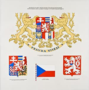 Atlas Republiky Ceskoslovenske; Atlas de la Republique Tchecoslovaque; Atlas der ...